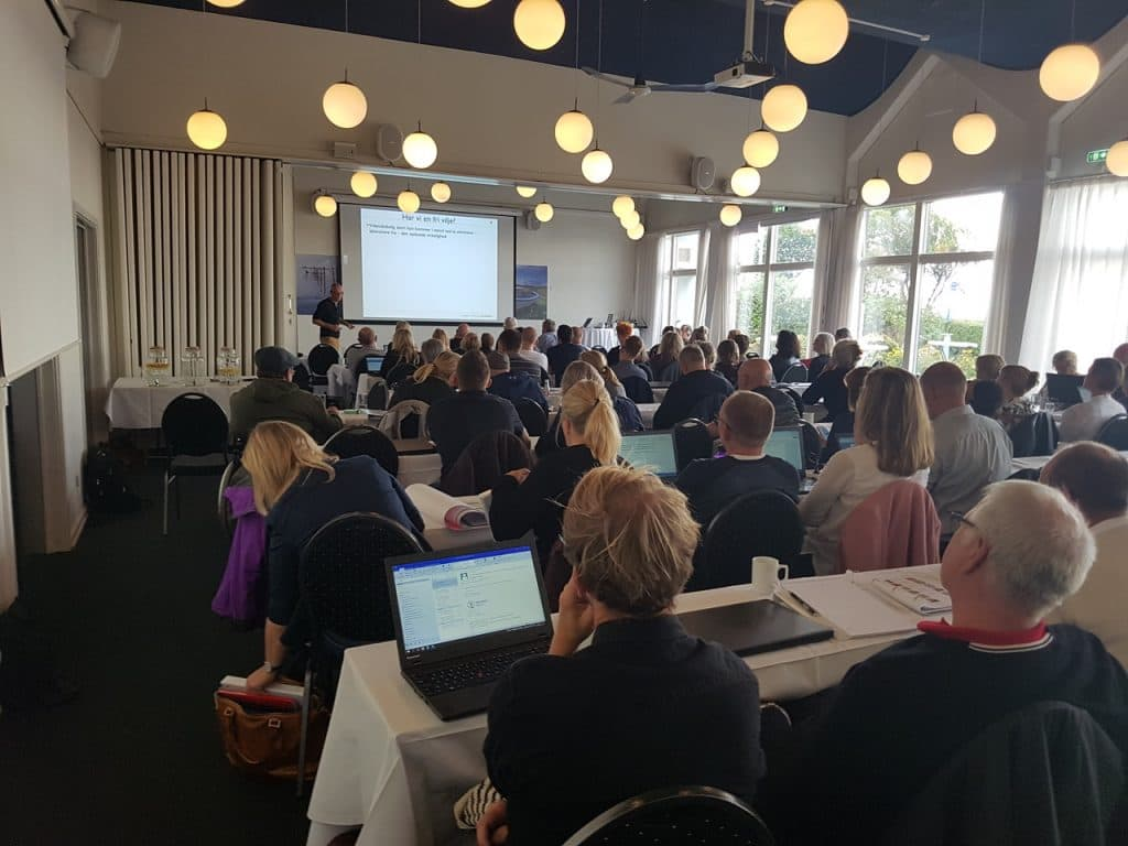 Moderne kursus og konference faciliteter i Faaborg.