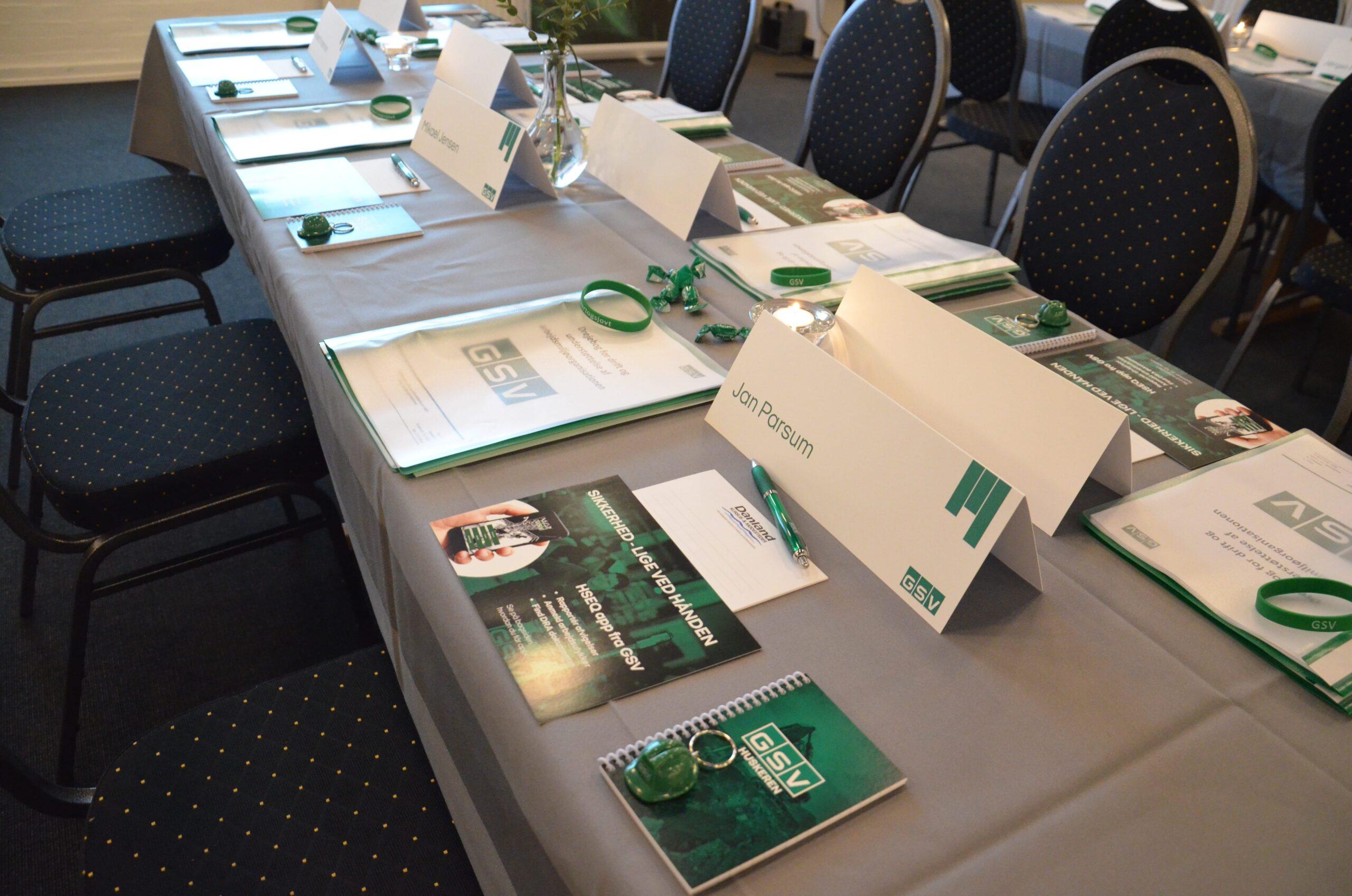Konference, kursus eller møde i Faaborg på Restaurant Klinten.