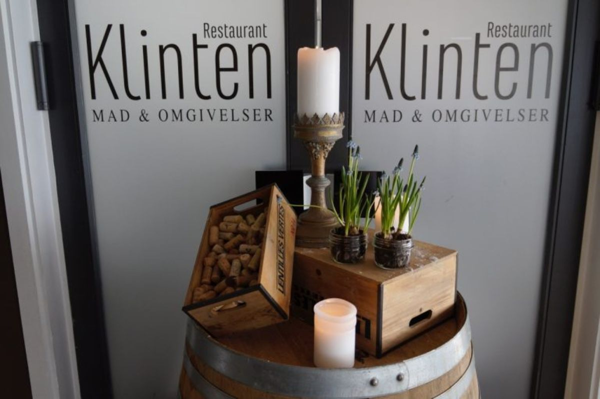 Restaurant Klinten bryllupsfest